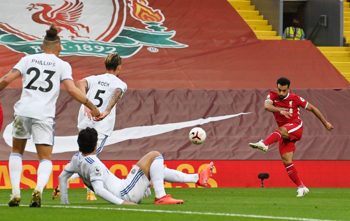 Sát thủ Salah lập hat-trick, Liverpool thắng nhọc tân binh - Ảnh 5.
