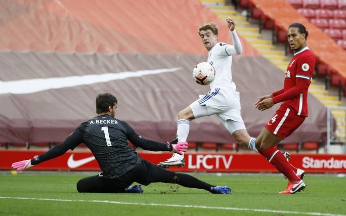 Sát thủ Salah lập hat-trick, Liverpool thắng nhọc tân binh - Ảnh 4.