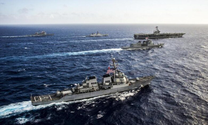 Mỹ tăng tốc đẩy lùi Trung Quốc ở Ấn Độ Dương - Ảnh 2.