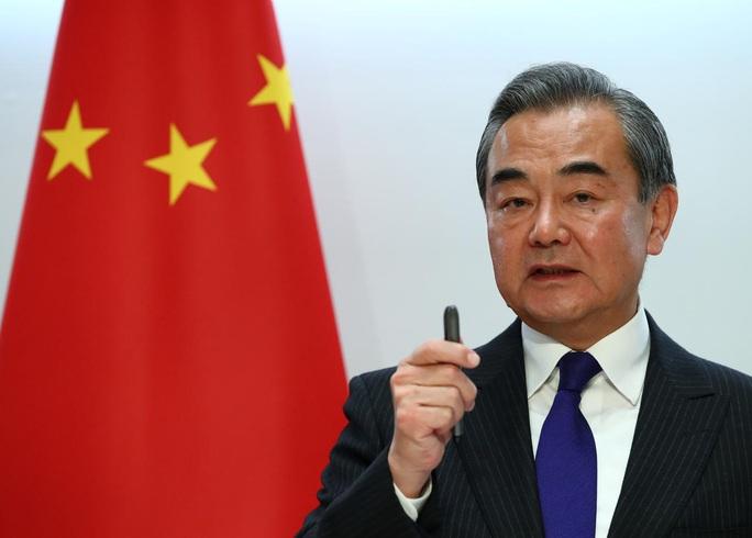 Trung Quốc cảnh báo Mỹ đi quá xa, vươn tay quá dài - Ảnh 1.
