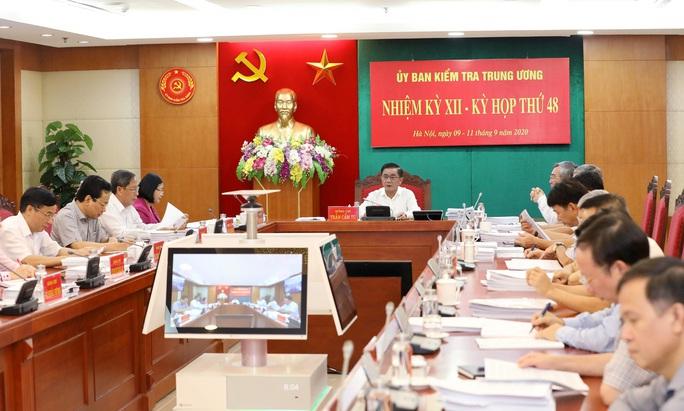 Nguyên chủ tịch Đà Nẵng bị đề nghị khai trừ khỏi Đảng - Ảnh 1.