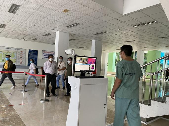 Bệnh viện Đà Nẵng khám chữa bệnh trở lại từ ngày mai, 15-9 - Ảnh 1.