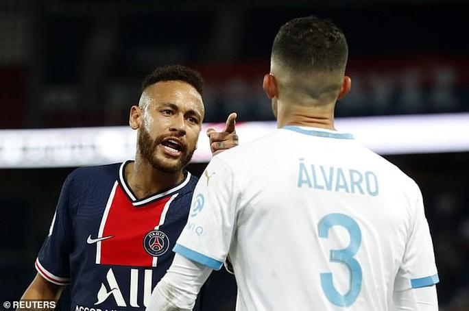 Nhận thẻ đỏ, Neymar hối tiếc vì không đánh đối phương - Ảnh 3.