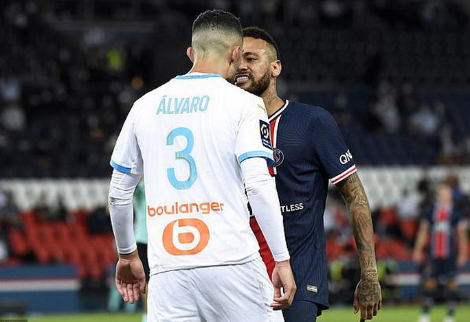 Mưa thẻ đỏ ngày Neymar tái xuất, PSG gục ngã trước Marseille - Ảnh 6.