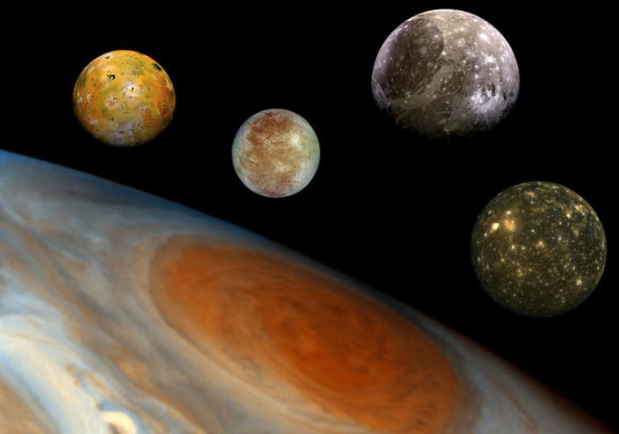Bằng chứng bất ngờ về 3 mặt trăng khổng lồ có thể đầy sự sống - Ảnh 1.