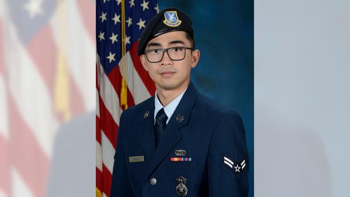 Một trung sĩ không quân Mỹ gốc Việt tử nạn ở Kuwait - Ảnh 1.