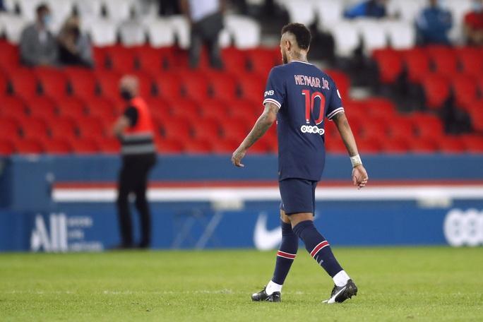 Mưa thẻ đỏ ngày Neymar tái xuất, PSG gục ngã trước Marseille - Ảnh 7.