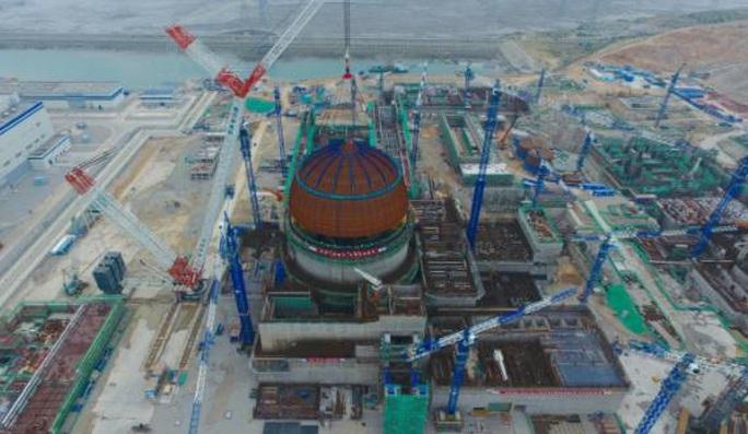Trung Quốc bỏ công nghệ điện hạt nhân của Mỹ - Ảnh 2.