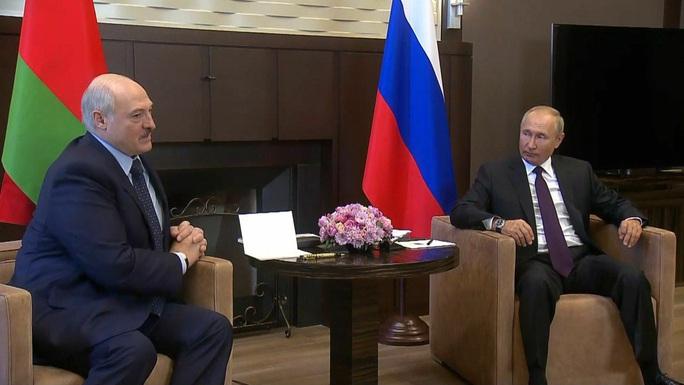 Nga cho Belarus vay 1,5 tỉ USD, ra yêu cầu không để bên ngoài can thiệp - Ảnh 1.