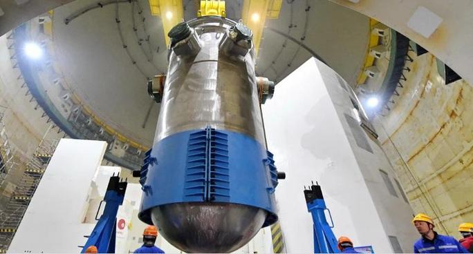 Trung Quốc bỏ công nghệ điện hạt nhân của Mỹ - Ảnh 1.