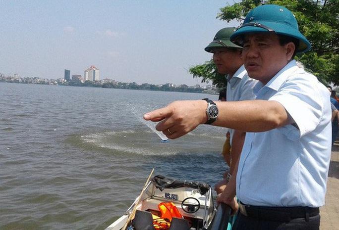 Báo cáo phòng, chống tham nhũng của Chính phủ nêu tên ông Nguyễn Đức Chung - Ảnh 1.