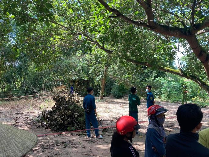 Phát hiện thi thể bé trai mất tích nhiều ngày gần núi Chứa Chan - Ảnh 1.