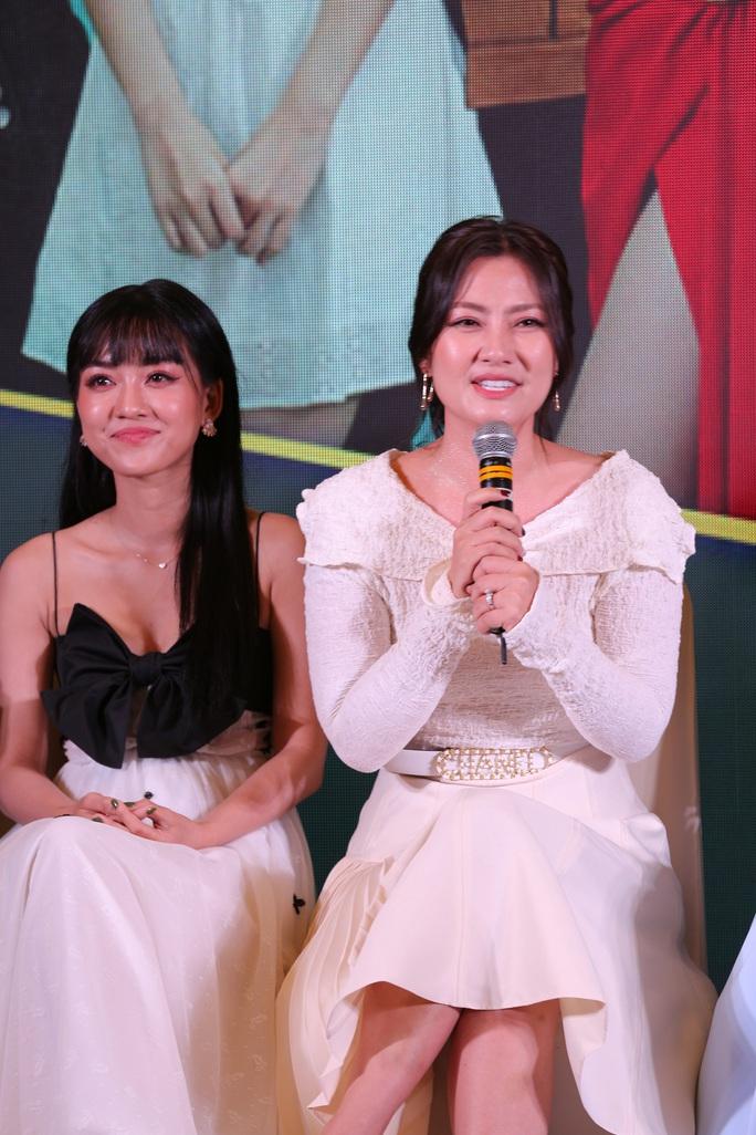 Kiều nữ Ngọc Lan tiết lộ về cảnh nóng trong phim - Ảnh 3.
