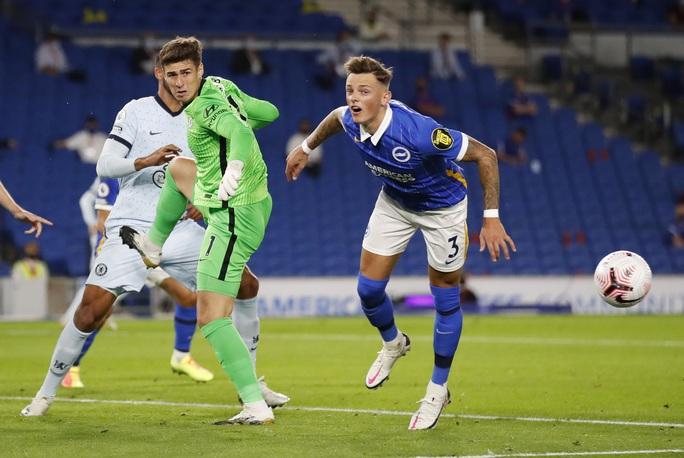 Hậu vệ lập công, Chelsea đại thắng Brighton vào top 3 - Ảnh 4.