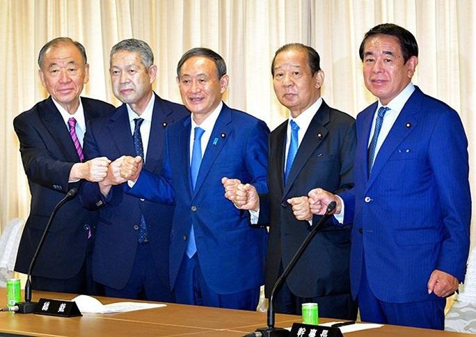Kế hoạch nhân sự của tân thủ tướng Nhật Bản - Ảnh 1.