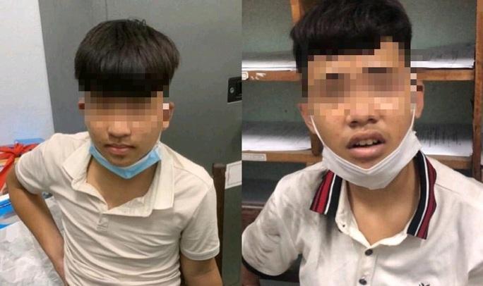 Đà Nẵng: Nổ súng truy bắt nhóm thiếu niên đem dao thanh toán nhau, chém lực lượng tuần tra - Ảnh 1.