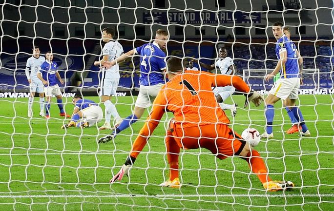 Hậu vệ lập công, Chelsea đại thắng Brighton vào top 3 - Ảnh 7.