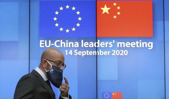 """EU gia tăng sức ép, yêu cầu Trung Quốc """"xóa bỏ rào cản"""" - Ảnh 1."""
