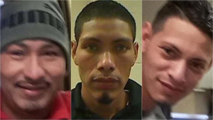 Mỹ: Ba anh em cưỡng hiếp tập thể bé gái 10 tuổi - Ảnh 1.
