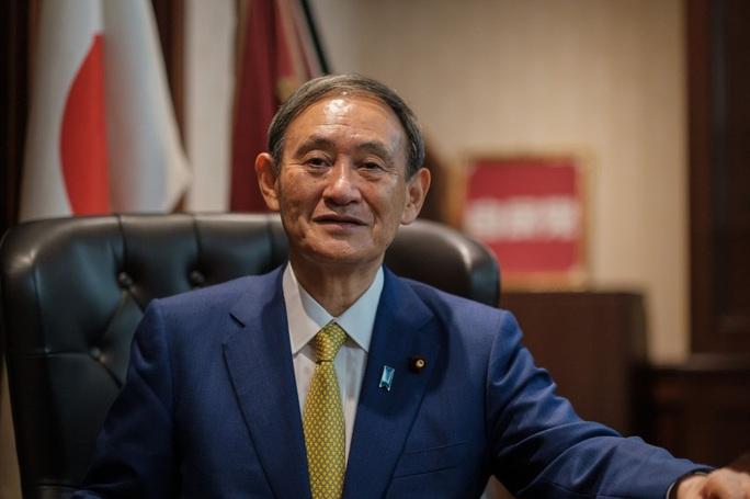 Quốc hội Nhật Bản bầu ông Yoshihide Suga làm tân thủ tướng - Ảnh 1.