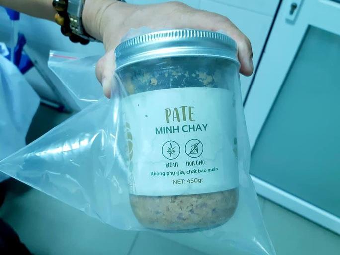 Phát hiện vi khuẩn Botulinum trong mẫu pate Minh Chay ở Quảng Nam - Ảnh 1.