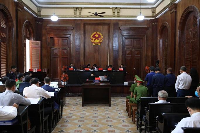 Ông Nguyễn Thành Tài khai gì ở tòa? - Ảnh 2.