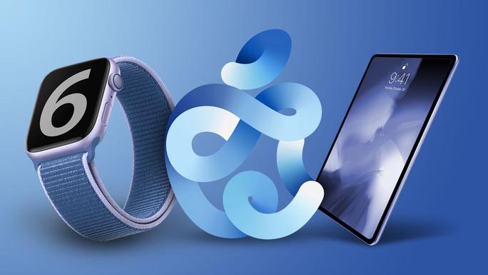 Apple ra mắt Apple Watch và iPad mới, không có iPhone nào được giới thiệu  - Ảnh 1.