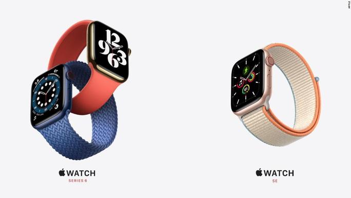 Apple ra mắt Apple Watch và iPad mới, không có iPhone nào được giới thiệu  - Ảnh 4.