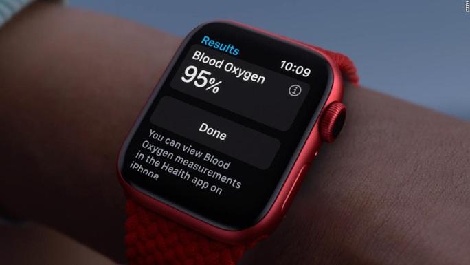 Apple ra mắt Apple Watch và iPad mới, không có iPhone nào được giới thiệu  - Ảnh 2.