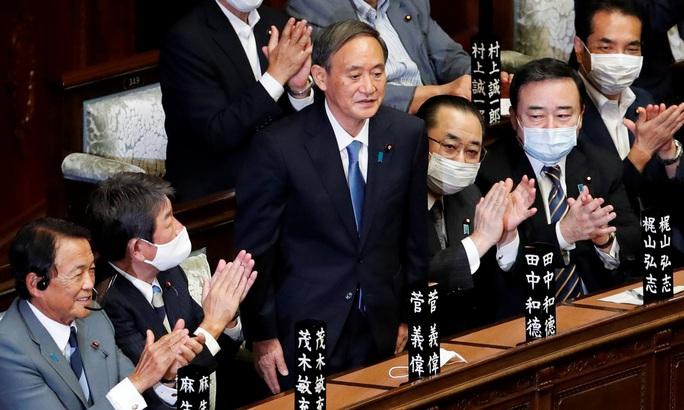 Nhiều thách thức chờ tân thủ tướng Nhật Bản - Ảnh 1.