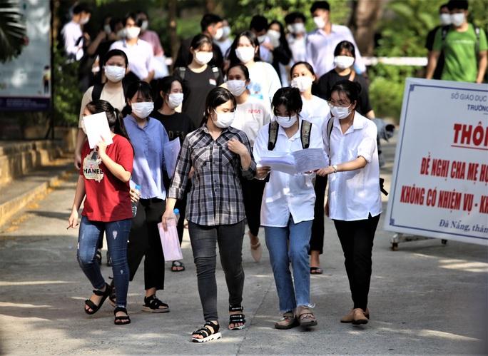 Thi tốt nghiệp THPT: Đà Nẵng có 1 bài thi điểm 10 môn lịch sử - Ảnh 1.