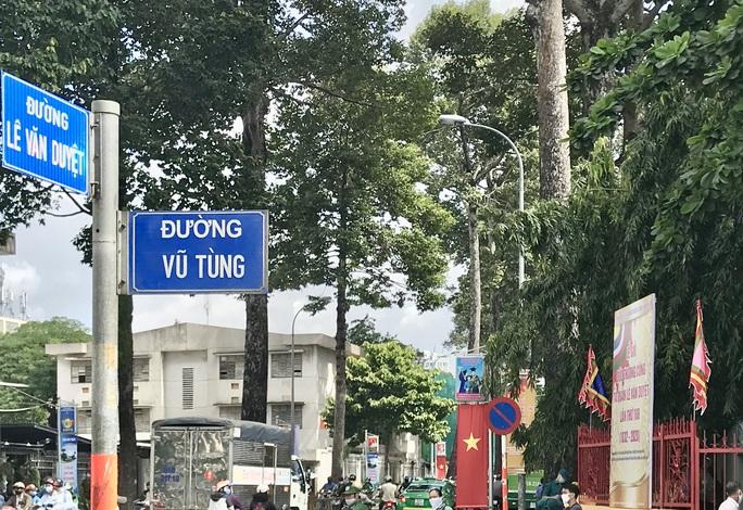 TP HCM: Chính thức có tên đường Lê Văn Duyệt cạnh Lăng Ông - Ảnh 2.