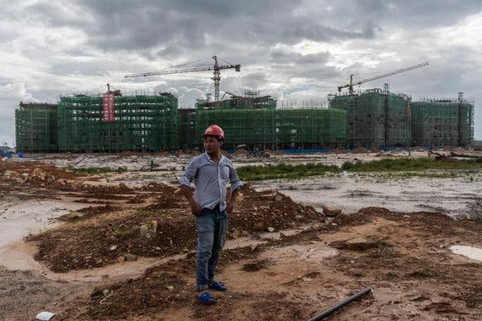 """Mỹ trừng phạt tập đoàn Trung Quốc """"tham vọng mờ ám"""" ở Campuchia - Ảnh 2."""