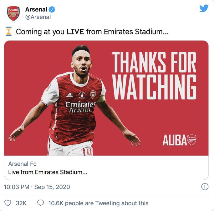 Arsenal ký hợp đồng lớn nhất mùa giải, giữ chân tiền đạo số 1 - Ảnh 4.
