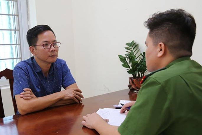 Khởi tố 1 Phó ban Tuyên giáo huyện uỷ vu khống, phá rối đại hội Đảng - Ảnh 1.