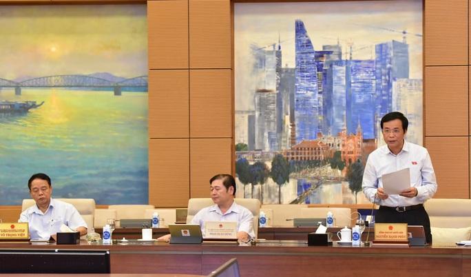 Tháng 10, trình Quốc hội bãi nhiệm tư cách đại biểu Quốc hội ông Phạm Phú Quốc  - Ảnh 1.