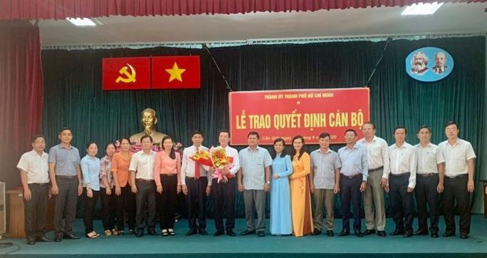 Ông Nguyễn Văn Hồng giữ chức Phó Bí thư Huyện ủy Cần Giờ - Ảnh 1.