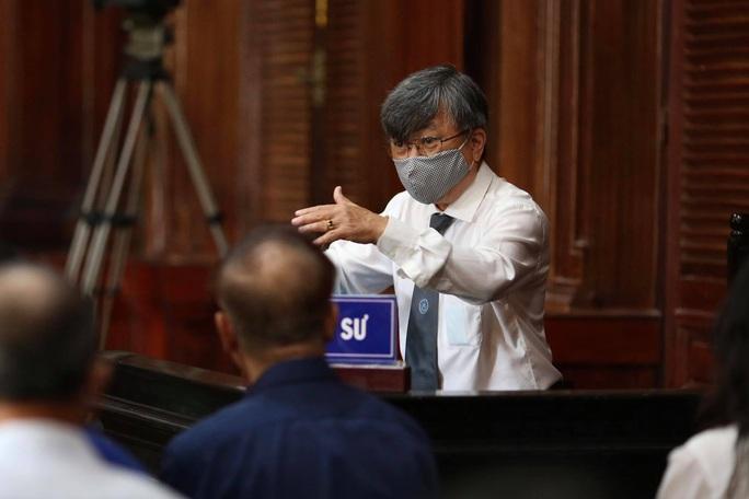 CLIP: Đại diện UBND TP HCM, Ban Chỉ đạo 09 xuất hiện tại tòa và nói gì về việc giao đất vàng 8-12 Lê Duẩn? - Ảnh 1.