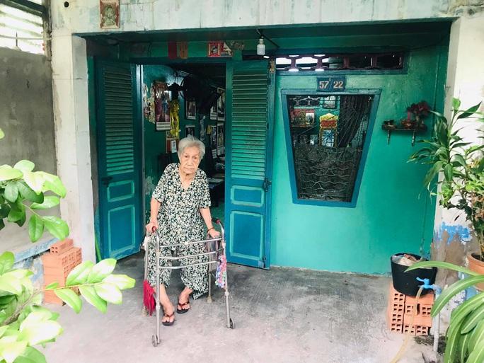 Mai Vàng nhân ái thăm nghệ sĩ lão thành Hoàng Vân và nghệ sĩ Diễm Trinh - Ảnh 8.