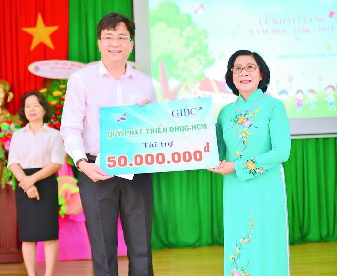 Trung tâm nuôi dạy trẻ khuyết tật Võ Hồng Sơn khai giảng năm học mới - Ảnh 5.