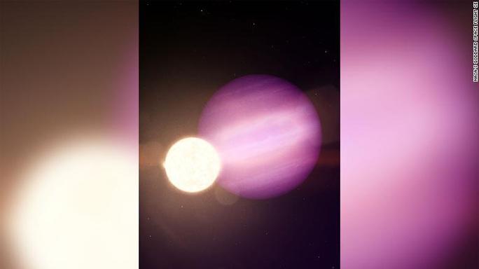 Hành tinh thuộc về thế giới bên kia tiết lộ tương lai Trái Đất - Ảnh 1.