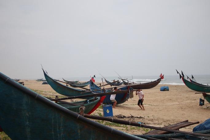 Đà Nẵng- Quảng Nam cho học sinh nghỉ học tránh bão - Ảnh 6.