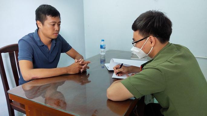 TP HCM: Bắt 3 kẻ thuê nhà cho người Trung Quốc ở trái phép - Ảnh 3.