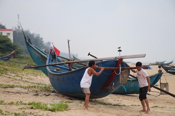 Đà Nẵng- Quảng Nam cho học sinh nghỉ học tránh bão - Ảnh 5.