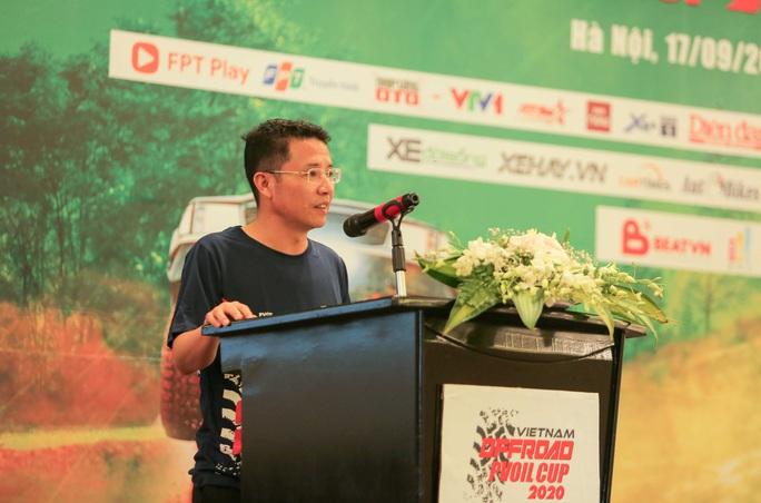 Hàng trăm VĐV tranh tài giải đua xe ôtô địa hình Việt Nam 2020 - Ảnh 3.
