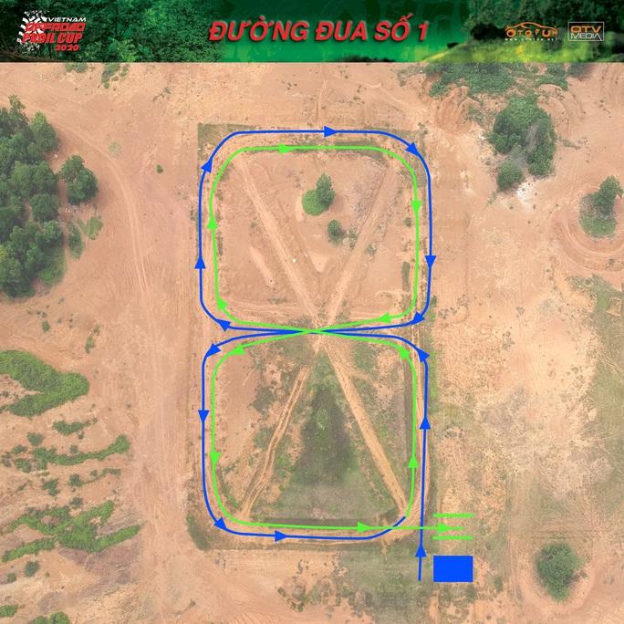 Hàng trăm VĐV tranh tài giải đua xe ôtô địa hình Việt Nam 2020 - Ảnh 7.