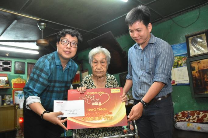 Mai Vàng nhân ái thăm nghệ sĩ lão thành Hoàng Vân và nghệ sĩ Diễm Trinh - Ảnh 6.