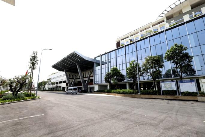 Cơ sở 2 Bệnh viện Ung Bướu TP HCM bắt đầu nhận khám bệnh từ 2-10 - Ảnh 1.