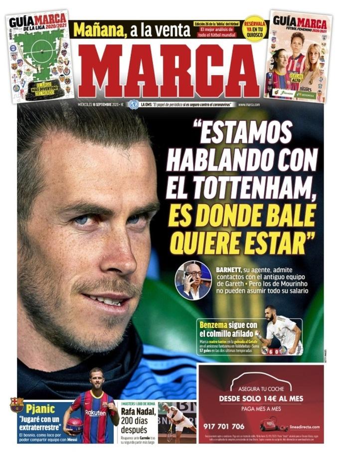 Chấn động: Gareth Bale đồng ý gia nhập Tottenham - Ảnh 2.