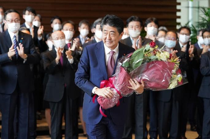 Lời chia tay xúc động ông Abe Shinzo - Ảnh 3.